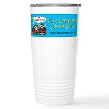 Cool Goldendoodle Travel Mug