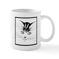 Kitten Face Mugs