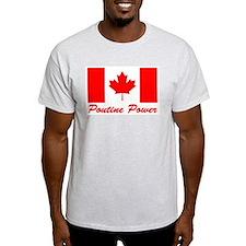 Poutine Power T-Shirt