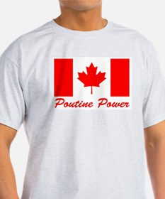 Poutine Power T-Shirt