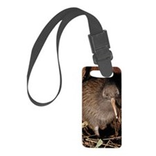 New Zealand Kiwi Bird Luggage Tag