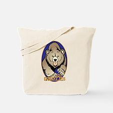 Go Grizzlies Tote Bag