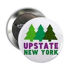 "UPSTATE NEW YORK 2.25"" Button"
