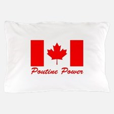 Poutine Power Pillow Case