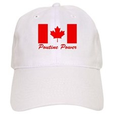 Poutine Power Baseball Cap