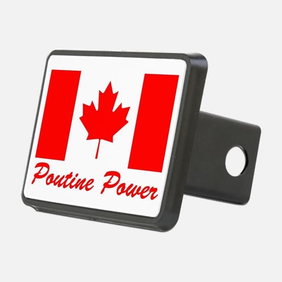 Poutine Power Hitch Cover