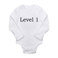 Funny Horde Long Sleeve Infant Bodysuit