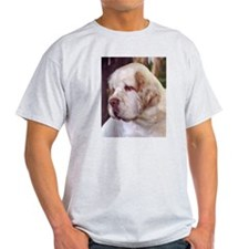 Cute Clumber spaniel T-Shirt