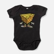 Cute Cheesehead Baby Bodysuit