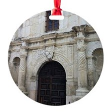 The Alamo Ornament