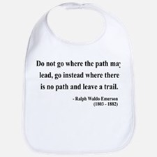 Ralph Waldo Emerson 3 Bib