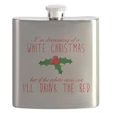 Unique Christmas family Flask