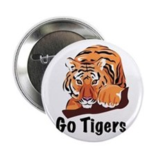 Go Tigers Button