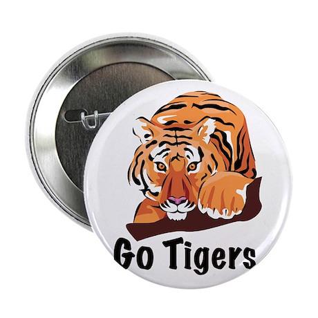 Go Tigers Button