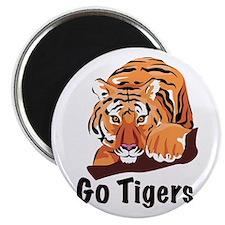 Go Tigers Magnet