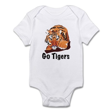 Go Tigers Infant Bodysuit