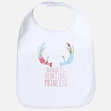Hunting Princess Bib