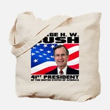41 Bush Tote Bag