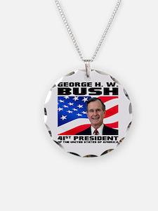 41 Bush Necklace