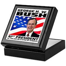 41 Bush Keepsake Box
