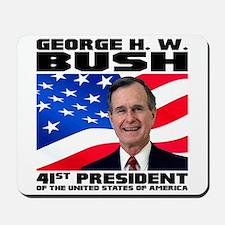 41 Bush Mousepad