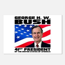 41 Bush Postcards (Package of 8)