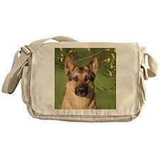 Keeva Forsythie Messenger Bag