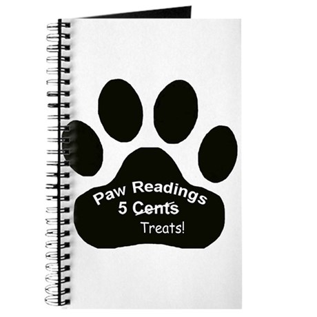 Paw Readings...5 Treats Journal