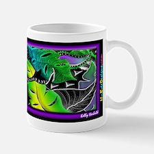Violet Jungle Mug Mugs