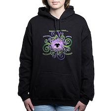 Living In The Moment Women's Hooded Sweatshirt