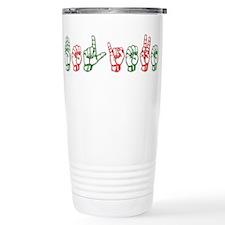 Interpreter Travel Mug
