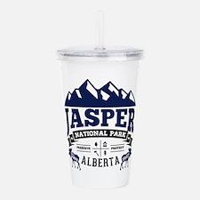 Jasper Vintage Acrylic Double-Wall Tumbler