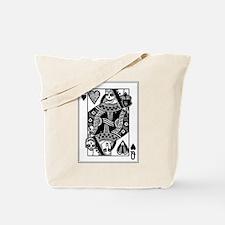Unveiled Queen of Dispair Tote Bag