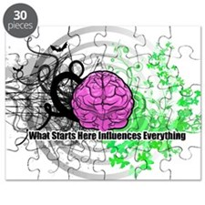 Influence Thought Puzzle