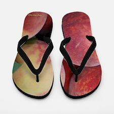 Peaches Flip Flops