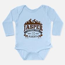 Jasper Vintage Long Sleeve Infant Bodysuit