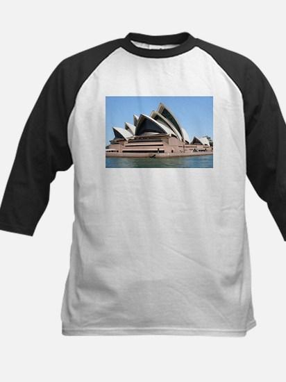 Sydney Opera House, New South Wale Baseball Jersey