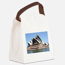 Sydney Opera House, New South Wal Canvas Lunch Bag