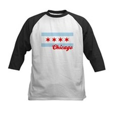 Chicago Flag  Design #2 Tee