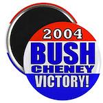2004 Bush Cheney Victory! Magnet (10 pk)