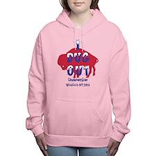 Snowvember 2014 Hoodie Women's Hooded Sweatshirt