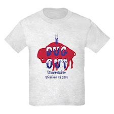 Snowvember 2014 Kids T-Shirt