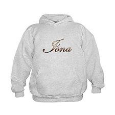 Gold Iona Hoodie