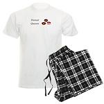 Donut Queen Men's Light Pajamas