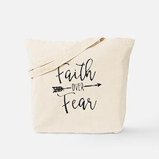 Cute Christian faith Tote Bag