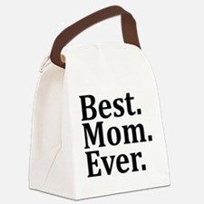 Best Mom Ever Canvas Lunch Bag