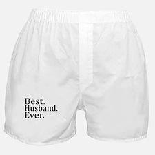 Best Husband Ever. Boxer Shorts