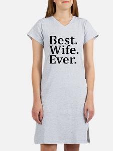Best Wife Ever Women's Nightshirt