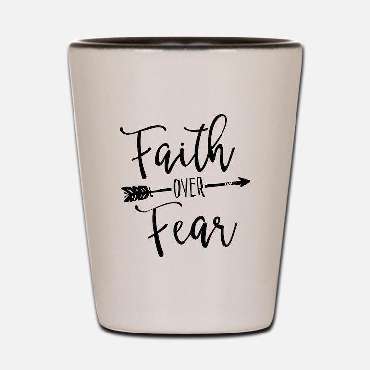 Cute Faith Shot Glass