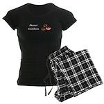 Donut Goddess Women's Dark Pajamas